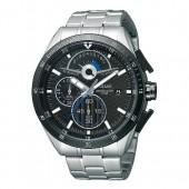 Pulsar Herrenuhr Chronograph schwarz Sport Uhren Kollektion UPS6039