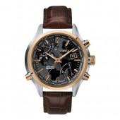 TIMEX Uhr schwarz Herrenuhr TIMEX IQ Uhren Kollektion UT2N942