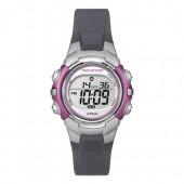TIMEX Uhr Mdchen grau-rosa TIMEX Youth Uhren Kollektion UT5K646