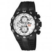 Lotus Unisexuhr Chrono schwarz-wei Khrono Uhren Kollektion UL158004 UL158004