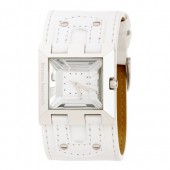 Bruno Banani Herrenuhr weiss XT Square Gents Uhren Kollektion UBR20760