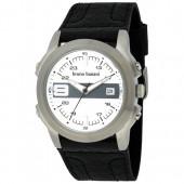 Bruno Banani Herren Uhr silber-schwarz Pan Uhren Kollektion UBR21093