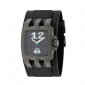 Bruno Banani Herren Uhr schwarz Spider Gents Uhren Kollektion UBR21101