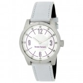 Bruno Banani Damen Uhr weiss Taras Ladies Kollektion UBR21115