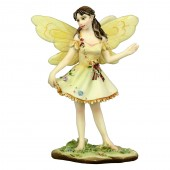 SilberDream Elfe stehend Figur Fairylandset EF157054