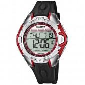 Calypso Herrenuhr Chronograph schwarz-rot Uhren Kollektion UK56154 UK56154