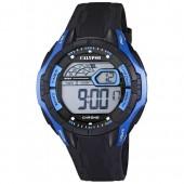Calypso Herrenuhr Chronograph schwarz-blau Uhren Kollektion UK56162 UK56162