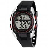 Calypso Herrenuhr Chronograph schwarz-rot Uhren Kollektion UK56192 UK56192