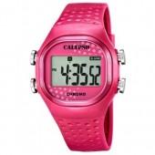 Calypso Damenuhr Chronograph pink Digital Uhren Kollektion UK56232 UK56232