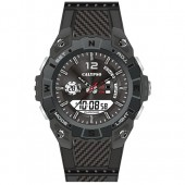 Calypso Herrenuhr Chrono schwarz-grau AnalogDigital Uhren UK56264 UK56264