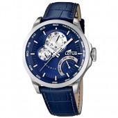 Lotus Herrenuhr Multifunktion blau Sport Uhren Kollektion UL158462 UL158462