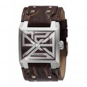 Bruno Banani Herren Uhr dunkelbraun Pagona Uhren Kollektion UBR20929