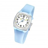 CALYPSO Kinder-Armbanduhr Fashion analog Quarz-Uhr PU hellblau UK52192 UK5219/2