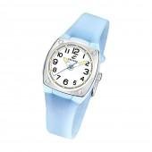 CALYPSO Kinder-Armbanduhr Fashion analog Quarz-Uhr PU hellblau UK52192 UK5219/2