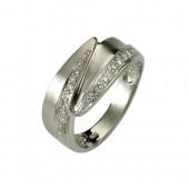 KISMA Schmuck Damen-Ring Gr 54 Sterling Silber 925 KIR0107-007-54